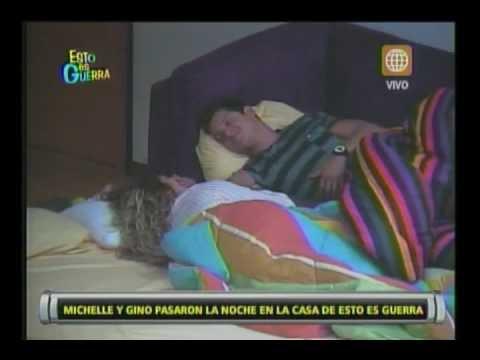 Esto es Guerra: La noche de Michelle y Gino en la casa (Parte 2) - 20/02/2013