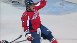 Alex Ovechkin's 32 Goals In 2010-11 (HD)