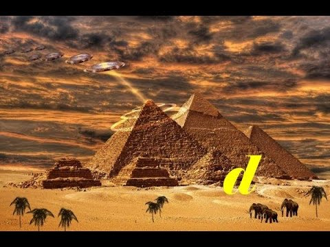 Is It True, Do aliens built Pyramids and ancient egyption empire- HD 3000 B.C Historical Documentary