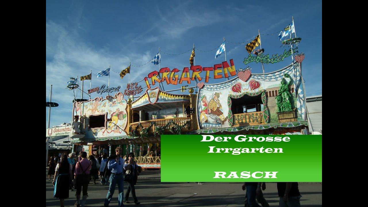 Der grosse irrgarten rasch walktrough hamburg dom germany - Irrgarten deutschland ...