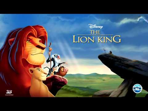 Hans Zimmer - This Land (The Lion King, Król Lew) HD
