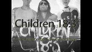 Watch Children 18:3 A Chance To Say Goodbye video
