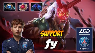 fy Grimstroke - LGD Support - Dota 2 Pro Gameplay [Watch & Learn]