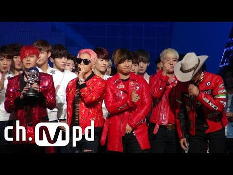 [MPD직캠] 빅뱅 1위 앵콜 직캠 BANG BANG BANG BIGBANG Fancam No.1 Encore full ver. Mnet MCOUNTDOWN 150611