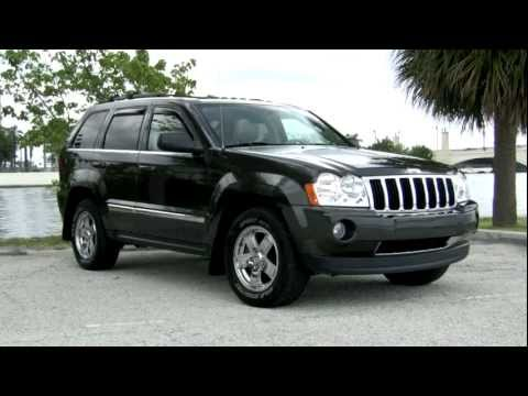 2005 jeep grand cherokee limited 4x4 leather 5 7 liter hemi 115. Cars Review. Best American Auto & Cars Review