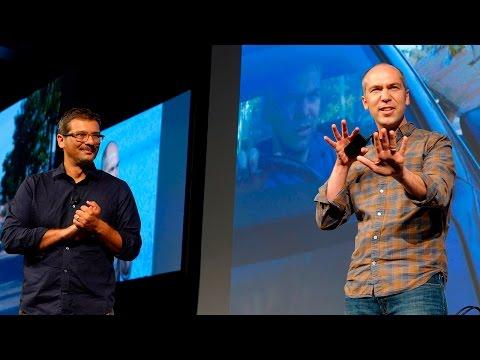NASA's David Delgado + Dan Goods at 2015 AIGA Design Conference: Bottles, Comets + the Museum of Awe