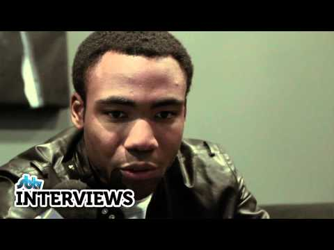 SB.TV - Childish Gambino Interview - #StatesideBreakthrough