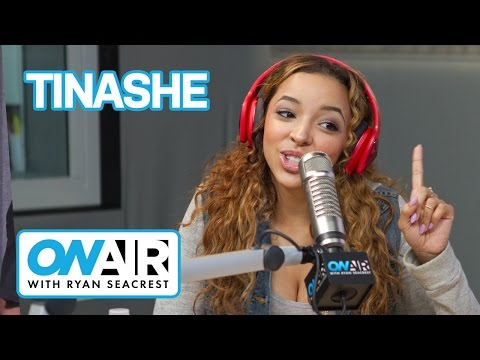 How You REALLY Pronounce Tinashe | On Air with Ryan Seacrest