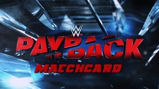 wwe2k Universe mode I The Reality Era (Payback 2 Matchcard)