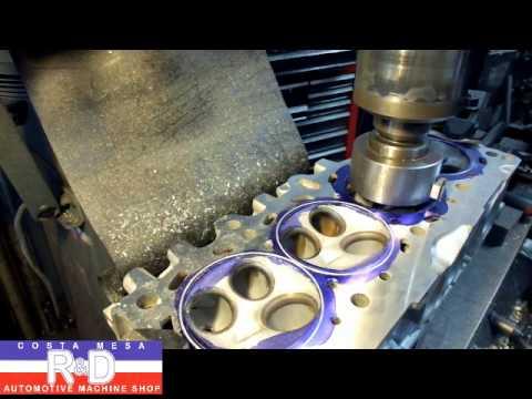 Costa Mesa Honda >> O-Ringing Honda Cylinder Head - YouTube