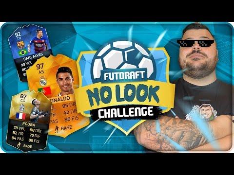 No Look Fut Draft Challenge : Scelte Incredibili !!! [FIFA 16]
