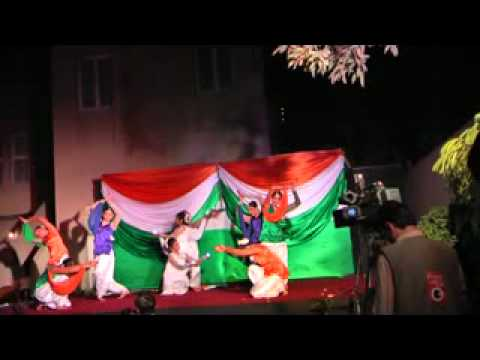 Vande Mataram........love For The Motherland. video