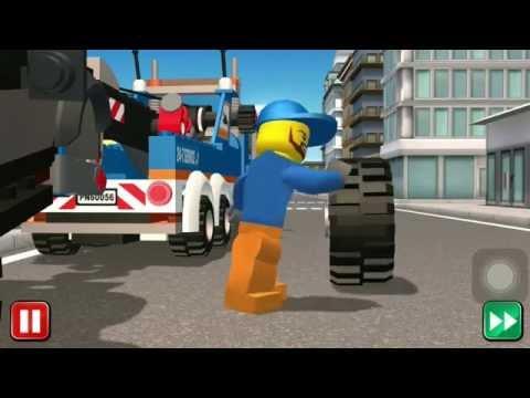 เลโก้ รถลาก ช่วย เลโก้ รถยางแตก EP 3