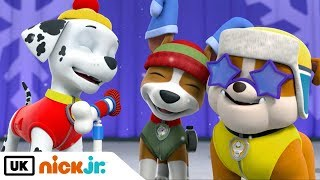 Paw Patrol | Let's Play - Merry Missions | Nick Jr. UK