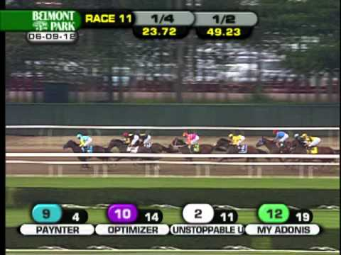 Union Rags - 2012 Belmont Stakes (G1)