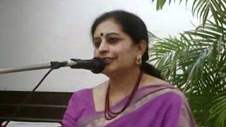 Shobhana Rao sings one of her very popular ghazals from her Magnasound album.