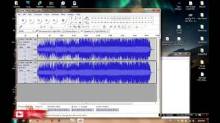 How to remove Vocals music In Audacity