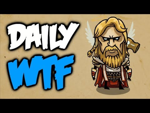 Dota 2 Daily WTF - Power of Friendship 3.0