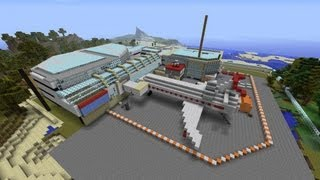 Juegos del hambre Aeropuerto Descarga / Hunger games airport Download Minecraft Xbox 360