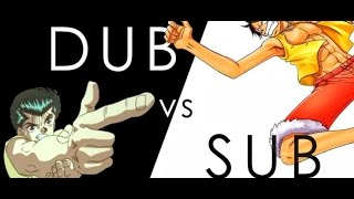 Dubbed Anime vs Subbed Anime | Anime Discussions