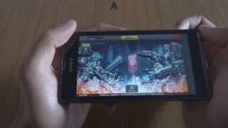 Sony Xperia SP Gaming Review