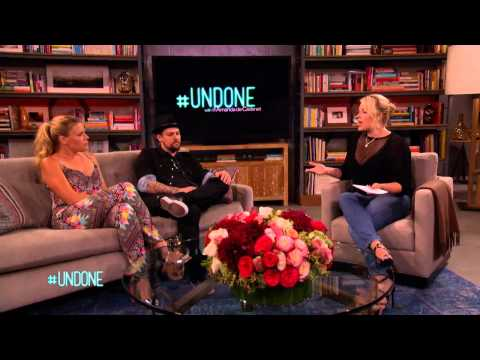 Undone with @amandadecadenet with guests Busy Philipps and Joel Madden Episode 3