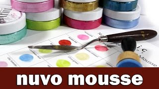 Nuvo mousse | product review and techniques