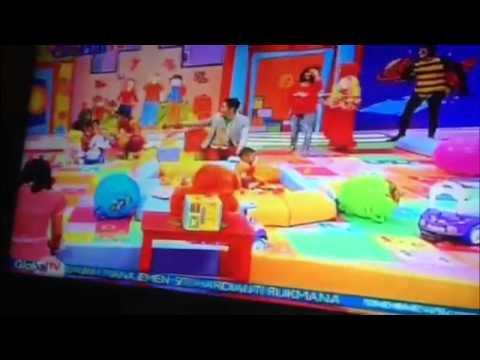 Aira Anak Indonesia di Acara Aksi Bocah Cilik (Global TV)