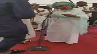 Best shaku shaku dance by temi ni sucess at her father's turbarning ceremony in Lagos