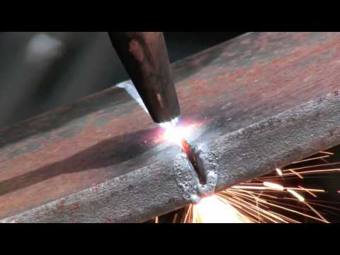 How To Cut With A Torch. Oxygen Acetylene Welding Cutting Torch video
