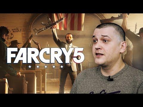 Far Cry 5 - мнение Александра Кузьменко