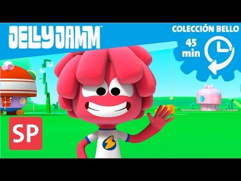 Jelly Jamm- Colección Bello (45 minutos) Recopilación de los mejores momentos en español