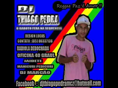ENFICA VS REGGAE 2012 DJ THIAGO PEDRA