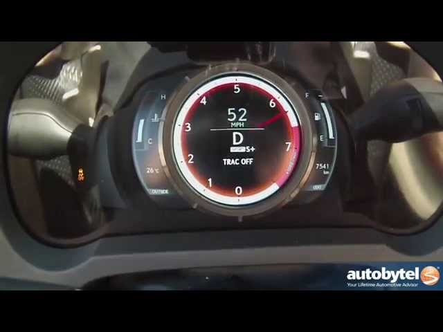 2014 Lexus IS 350 F Sport 0-60 MPH Test Video - 306 ...