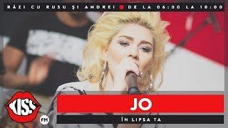 download musica JO - În lipsa ta Live Kiss FM