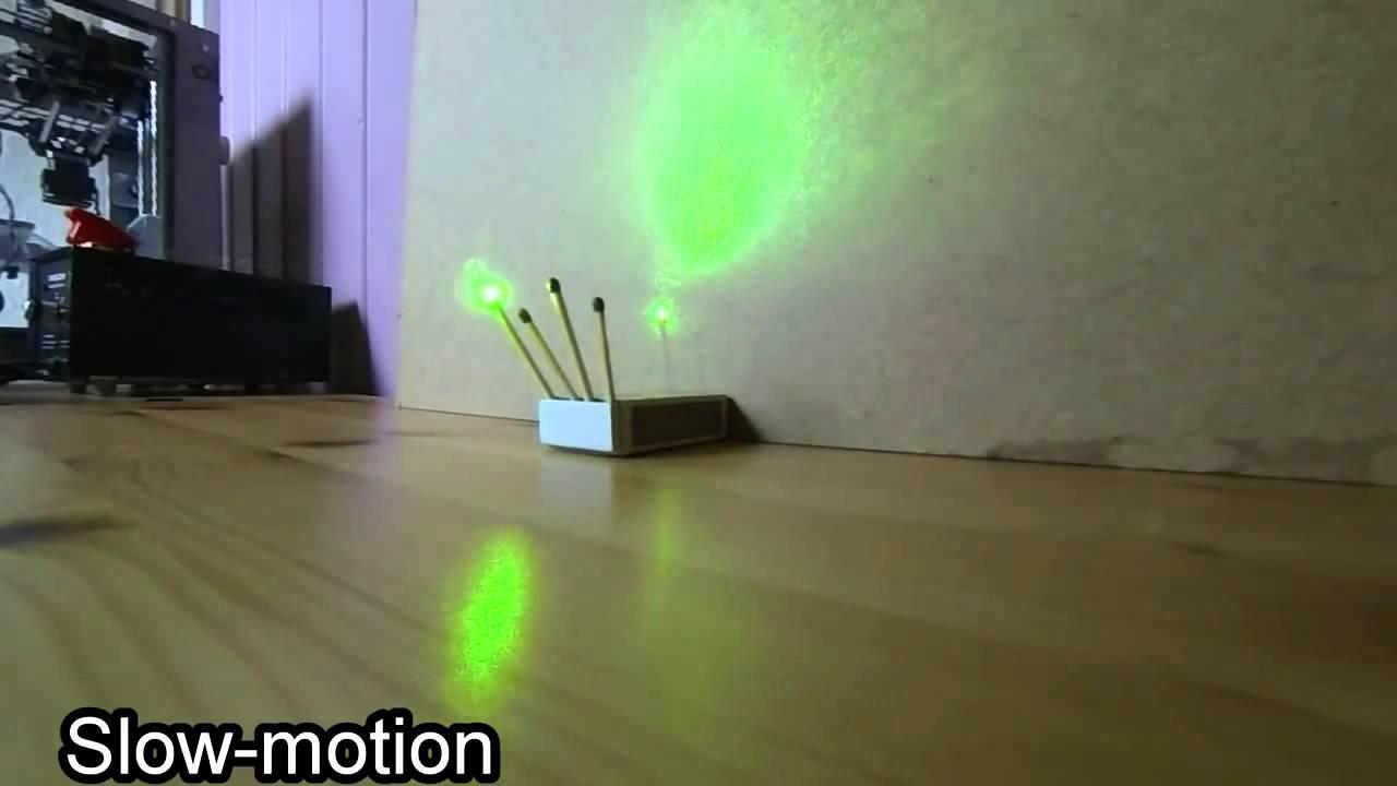 Pointeur Laser Puissant Pointeur Laser Vert Puissant