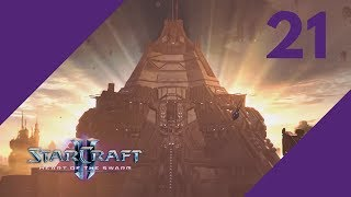 Starcraft II Heart of the Swarm | End of Mengsk | Ep. 21