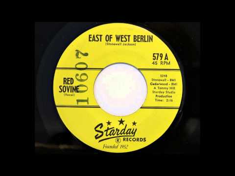 Stonewall Jackson - East Of West Berlin