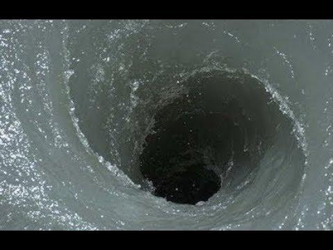 Воронка огромных размеров появилась в Аденском заливе.