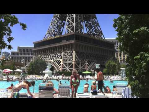 Paris Las Vegas Room Review Summer 2012