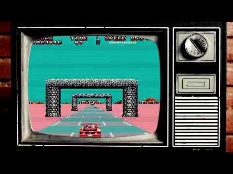 OutRun - Splash Wave - Sega Master System