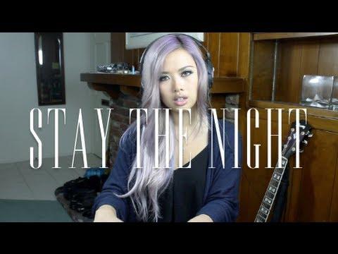 Zedd, Myon & Shane 54, Seven Lions - Stay the Night & Strangers Mashup (Chantelle Acoustic Cover)
