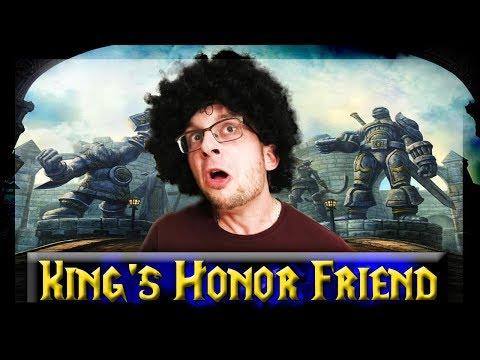 KING'S HONOR FRIEND - TBC Legacy Raid! - World of Warcraft Legion