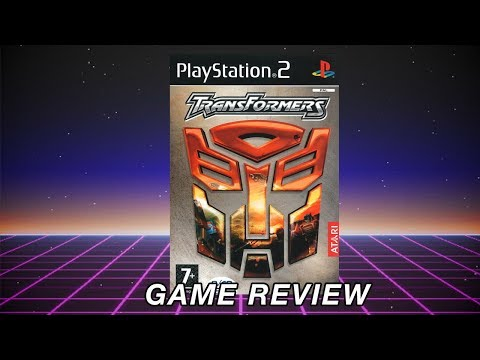 Transformers [PS2] Game Review