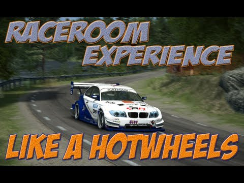 RaceRoom Experience: Like a HotWheels