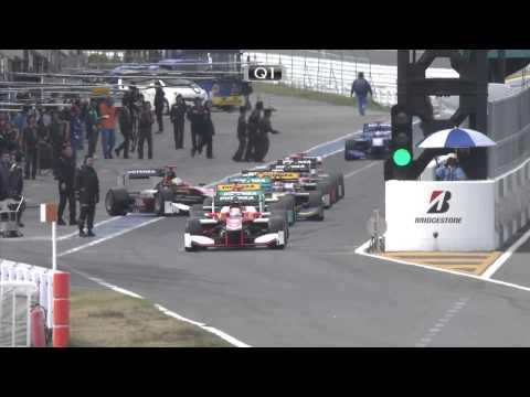 2014SUPER FORMULA Round1 Qualifying