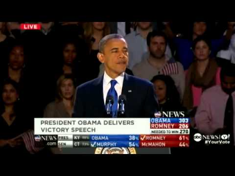 Chapter 10 E Barack Obama victory speech 2012