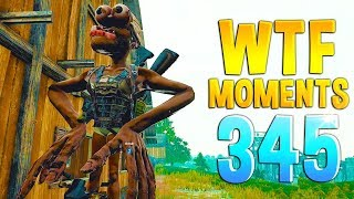 PUBG Daily Funny WTF Moments Highlights Ep 345