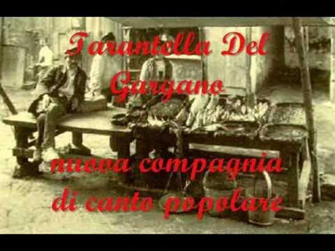 Nuova Compagnia Di Canto Popolare - Tarentella Del Gargano