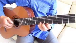 Belajar Kunci Gitar Peterpan Menunggumu Intro